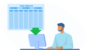 Downloading an FMEA Template