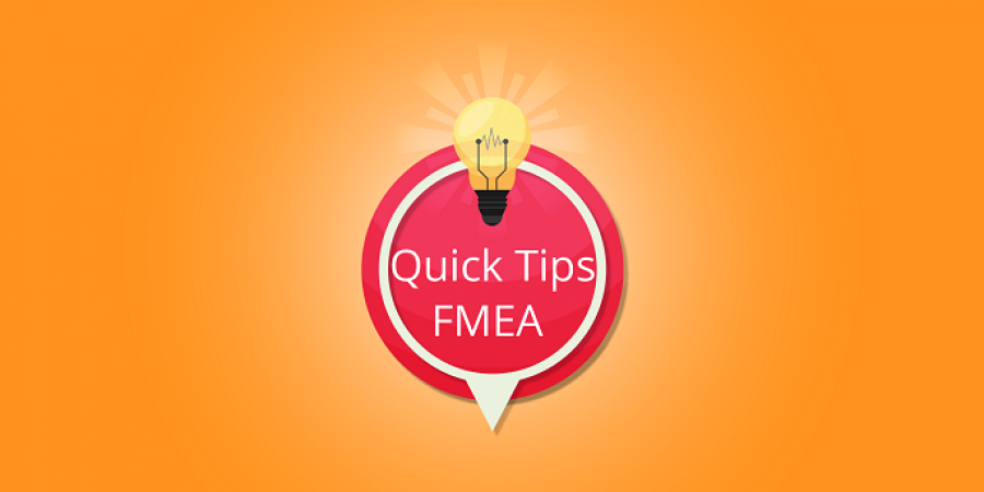 FMEA Excel Quick Tips - Light